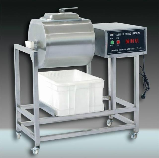 Shanghai Light Industrial Products Import And Export Corporation: Marinade Machine/Marinator / Meat Salting Machine (Real