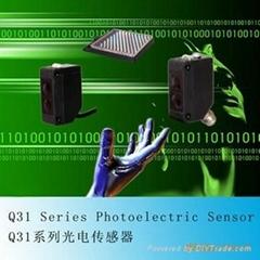Q31方形光电传感器
