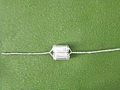 并联双体结构精密聚苯乙烯电容器