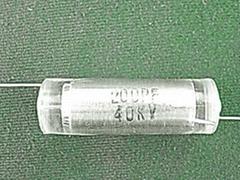 高壓聚苯乙烯電容器