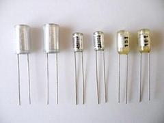 Transparent Polymer Film Capacitor