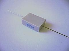 Precision Polystyrene Capacitor-Box