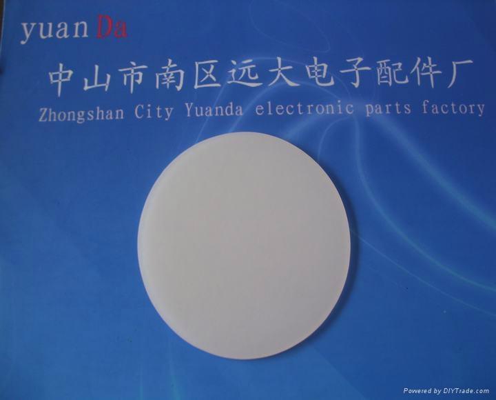 供应透明PVC+硅胶垫片 1