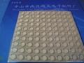 供应透明PVC+硅胶垫片