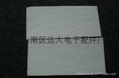 中山纖維紙/1260°陶瓷纖維紙/隔熱棉