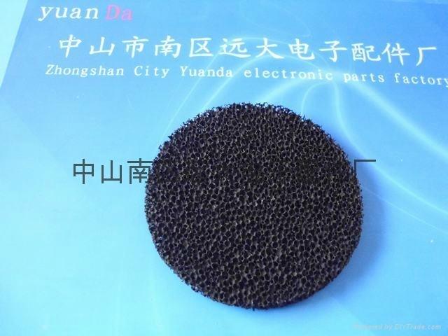 加工成型各種活性碳過濾棉