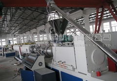 PVC pipe production line equipment