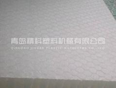 PVC/PP/PC塑料蜂窩板設備