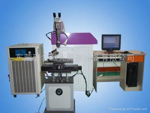 矽鋼片激光焊接機 1