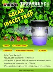 Solar Mosquito Trap