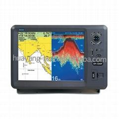 TFT LCD display marine GPS fishfinders
