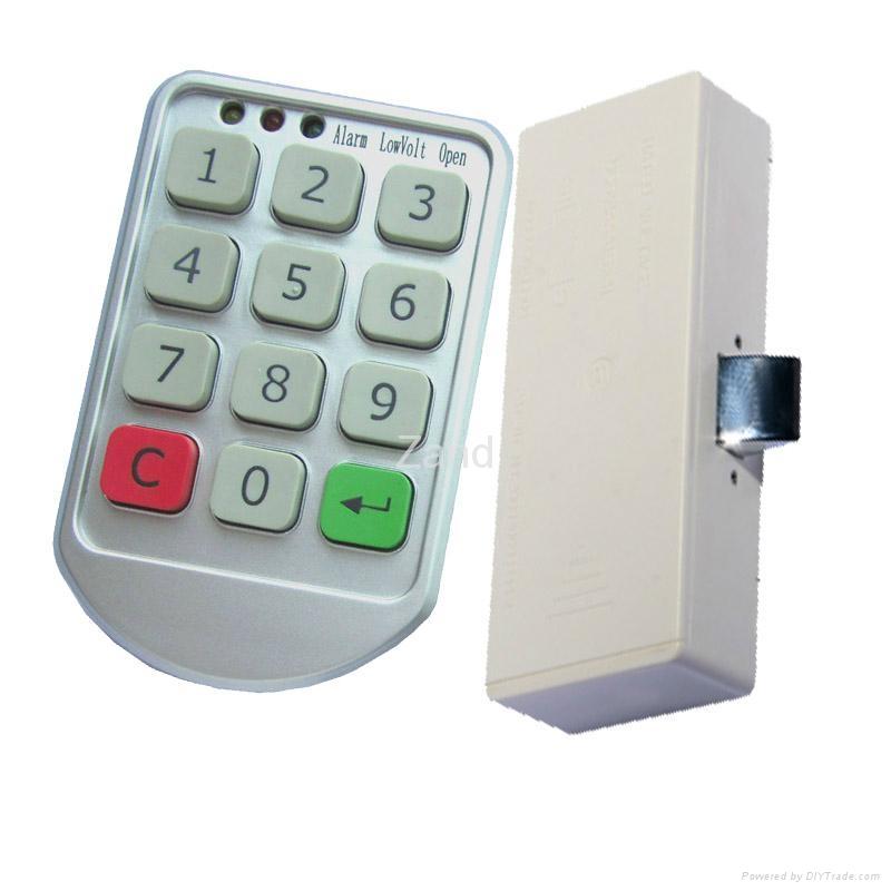 鋼制櫃密碼鎖 5