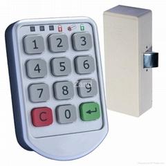 數字按鍵電子密碼鎖