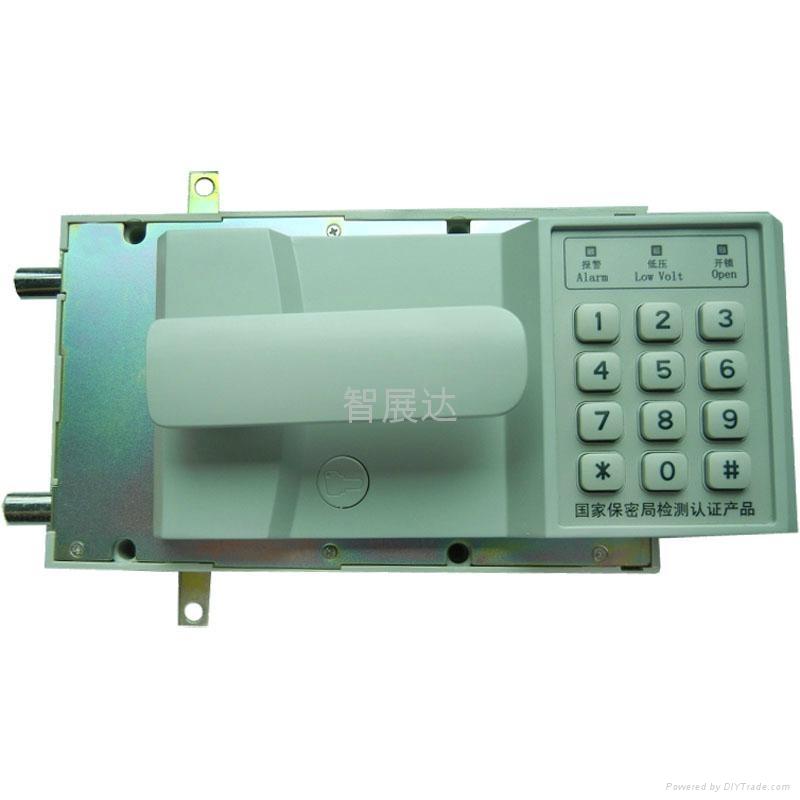 文件櫃電子密碼鎖 3