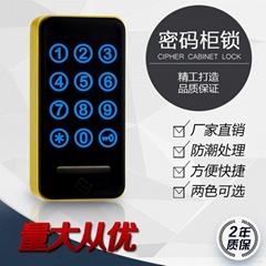 ZD519机械电子密码锁