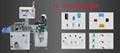 led发光二极管编带机 4