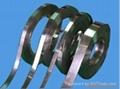 Stainless steel spring sheet