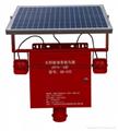 太阳能语音驱鸟器 2