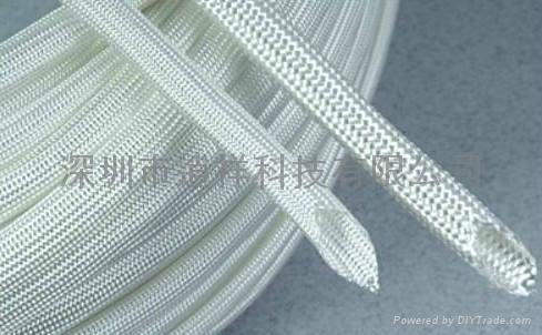 耐高温特殊玻璃纤维套管 3