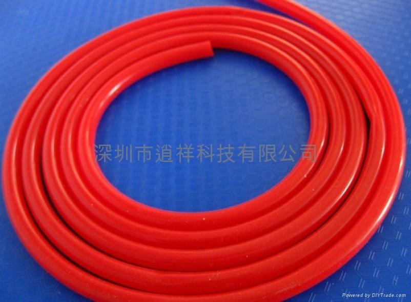 纯硅橡胶软管 4