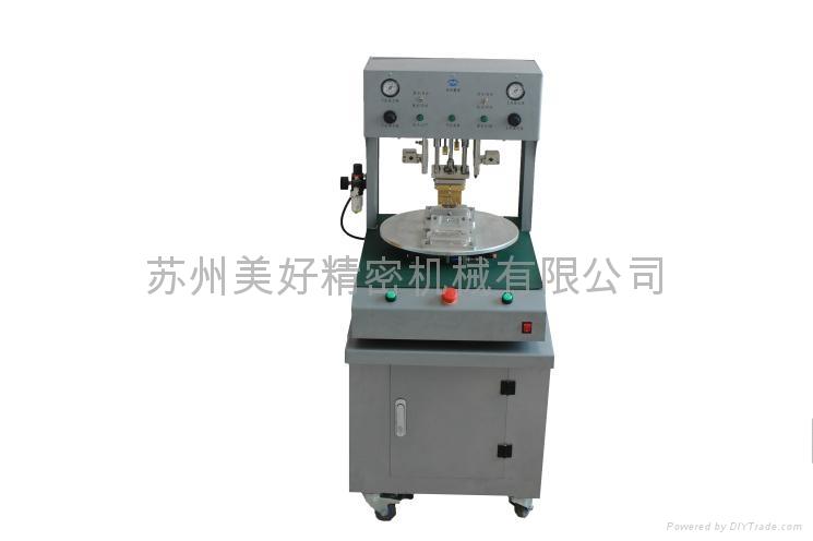 轉盤式熱壓焊機 1