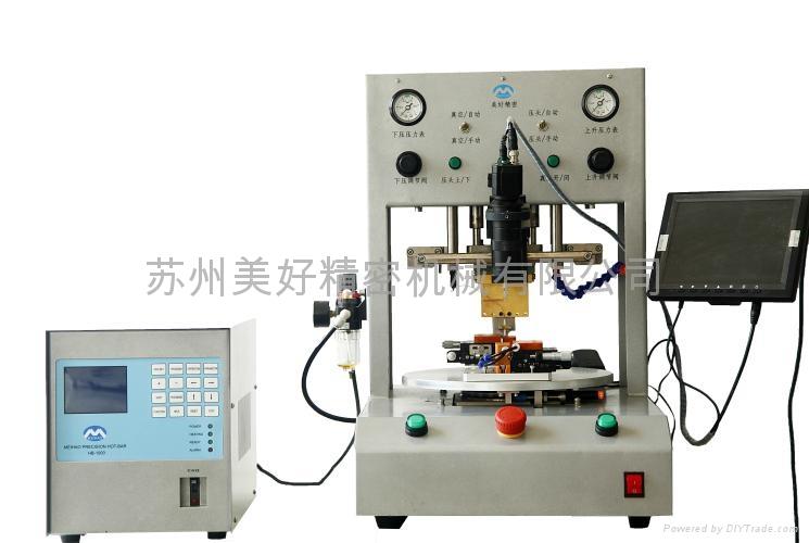 轉盤式熱壓焊機 2