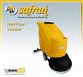 Floor Sweeper-Scrubber