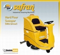 Ride On Floor Sweeper-Scrubber