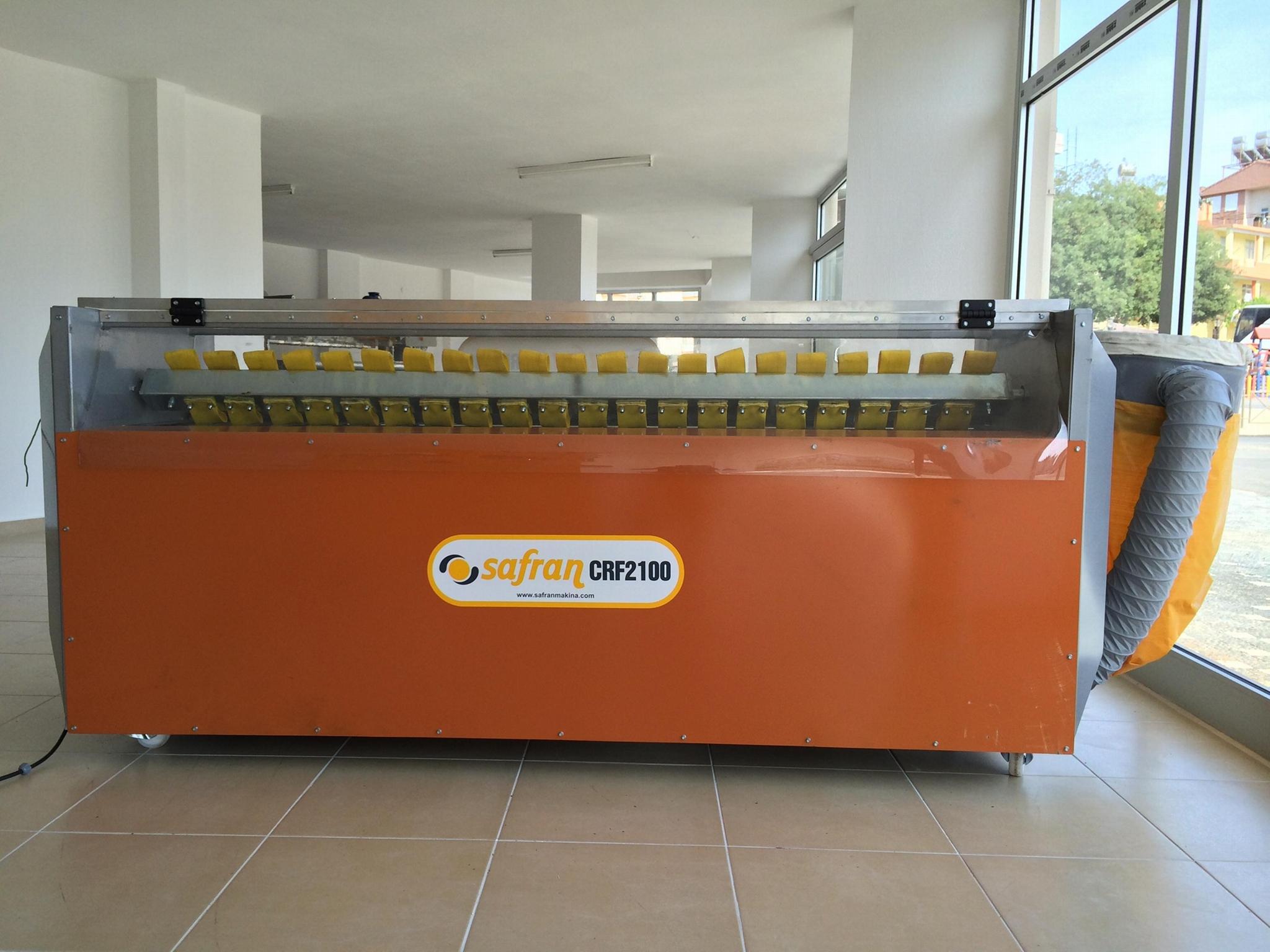 Carpet Dust Remover Machine Chm3200 Safran Turkey