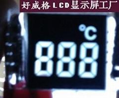 直發器液晶顯示屏