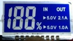 移動電源LCD液晶屏