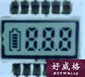 电子烟LCD液晶显示屏
