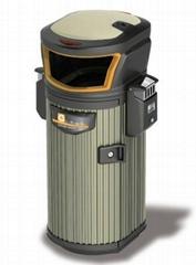 Outdoor Waste Bin