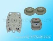 遙控器硅膠按鍵  2