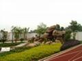 园林设计施工|仿古雕塑