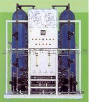超純水設備離子交換混床 2