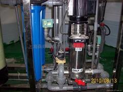制備礦泉水超濾設備(UF)