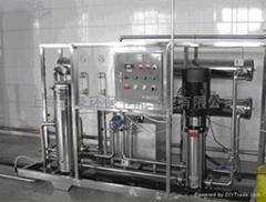 食品飲料行業純淨水設備