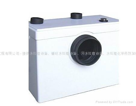 地下室污水提升器 2