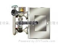 地下室智能双泵提升装置