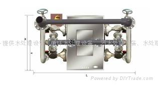 地下室智能双泵提升装置 2