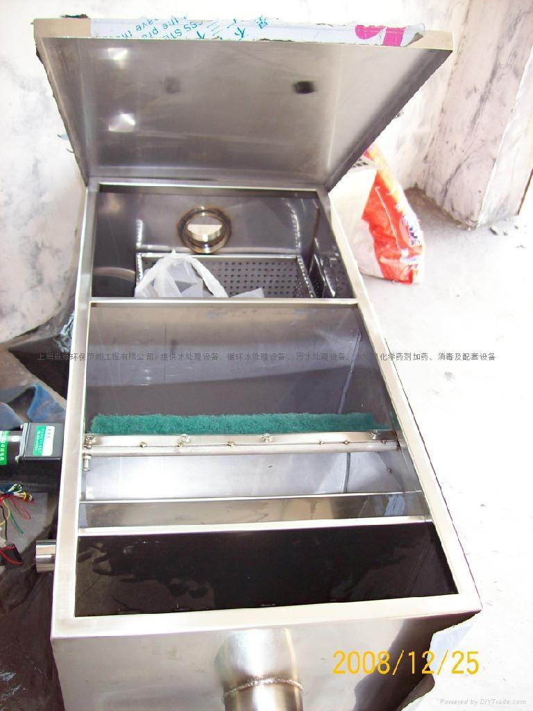 森綠無動力油水分離器 4