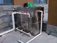 全自動帶電加熱油水分離器