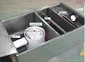 森綠無動力油水分離器