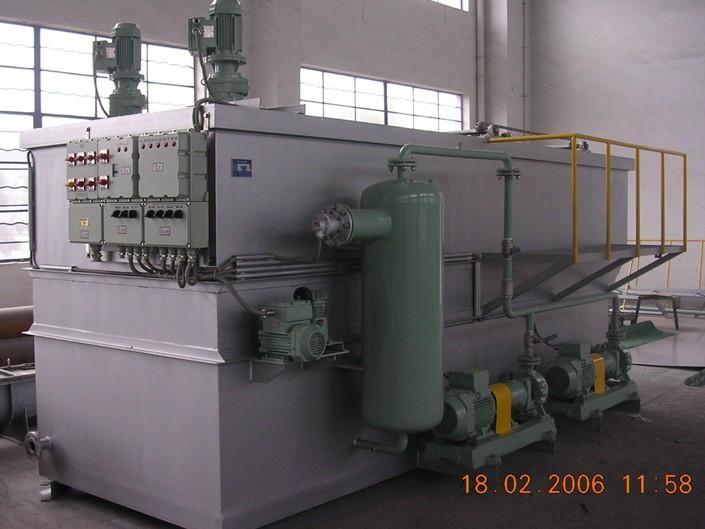 高浓度废水电凝聚电气浮电氧化设备 3