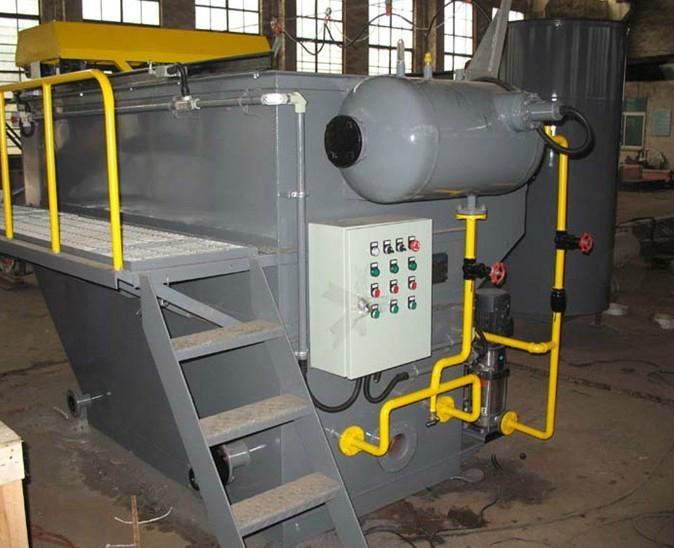 高浓度废水电凝聚电气浮电氧化设备 4