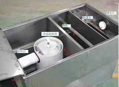 环保隔油池食药局备案可换证