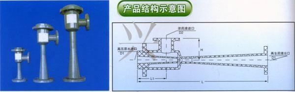 供應射流器 5