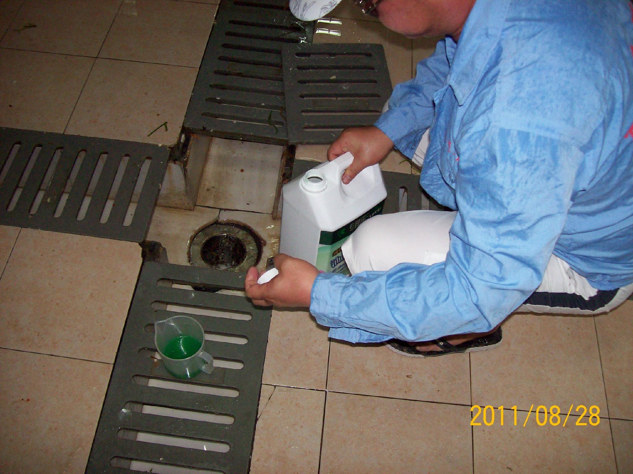 下水管道疏通工程 1