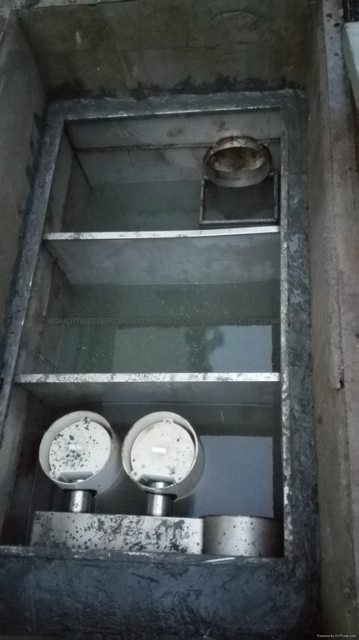 地埋式油水分離器 2